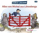 Alles von Michel aus Lönneberga, 6 Audio-CDs