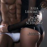 Jacks Riesenschwanz 1   Im Hotelbett mit Jack Ständer (MP3-Download)