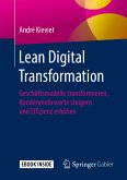 Lean Digital Transformation (eBook, PDF)