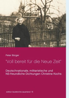 """""""Voll bereit für die Neue Zeit"""" (eBook, ePUB)"""
