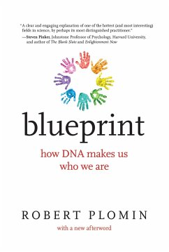 Blueprint, with a New Afterword: How DNA Makes Us Who We Are - Plomin, Robert