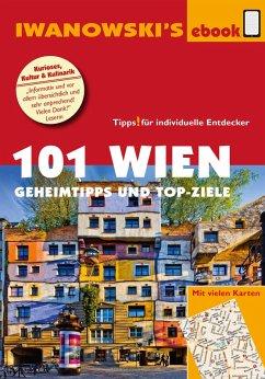 101 Wien - Reiseführer von Iwanowski (eBook, ePUB) - Becht, Sabine; Talaron, Sven