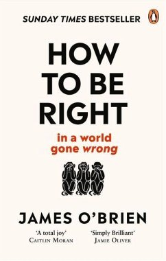 How To Be Right - O'Brien, James
