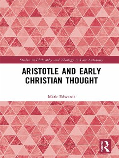 Aristotle and Early Christian Thought (eBook, ePUB)