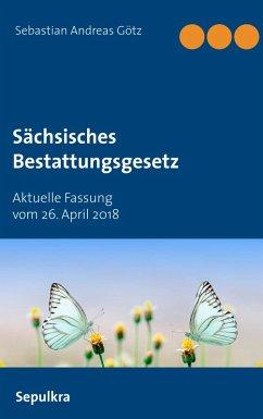 Sächsisches Bestattungsgesetz (eBook, ePUB)