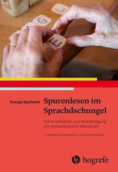 Spurenlesen im Sprachdschungel (eBook, ePUB) - Sachweh, Svenja