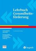 Lehrbuch Gesundheitsförderung (eBook, PDF)
