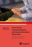 Nonverbale Kommunikation mit demenzkranken Menschen (eBook, ePUB)
