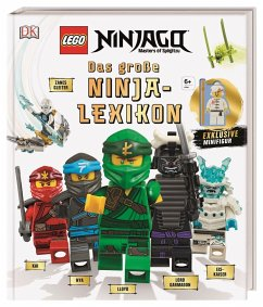 LEGO® NINJAGO® Das große Ninja-Lexikon - Kaplan, Arie; Dolan, Hannah