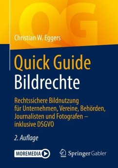 Quick Guide Bildrechte - Eggers, Christian W.