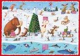 Weihnachten am Pol Adventskalender