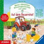 Meine allerersten Minutengeschichten und Lieder - Auf dem Bauernhof, 1 Audio-CD