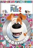 Pets 2. 1000 Sticker-Buch