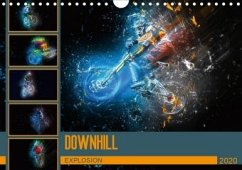 Downhill Explosion (Wandkalender 2020 DIN A4 quer)