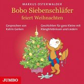 Bobo Siebenschläfer feiert Weihnachten, 1 Audio-CD
