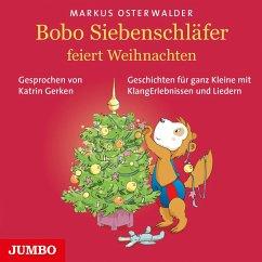 Bobo Siebenschläfer feiert Weihnachten, 1 Audio-CD - Osterwalder, Markus