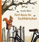 Fünf Nüsse für Eichhörnchen