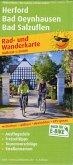 PublicPress Rad- und Wanderkarte Herford, Bad Oeynhausen, Bad Salzuflen