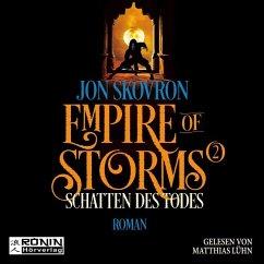 Schatten des Todes, 1 MP3-CD - Skovron, Jon