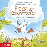 Plock, der Regentropfen, 1 Audio-CD