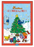 "Magnet-Adventskalender ""Die Maus"""