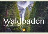 Waldbaden - Kalender 2020