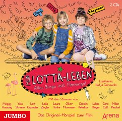 Mein Lotta-Leben - Alles Bingo mit Flamingo!, 2 Audio-CDs - Pantermüller, Alice