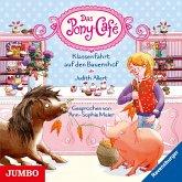 Klassenfahrt auf den Bauernhof / Das Pony-Café Bd.6 (1 Audio-CD)
