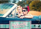 Rockabilly - Back to the 50s (Wandkalender 2020 DIN A4 quer)