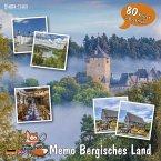 FindeFuxx Memo Bergisches Land, m. 1 Buch