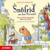 Das wahrlich sagenhafte Rätsel der Trolle / Snöfrid aus dem Wiesental - Erstleser Bd.2 (1 Audio-CD)