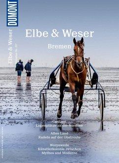 DuMont BILDATLAS Elbe und Weser, Bremen (eBook, PDF) - Bremer, Sven