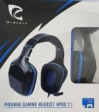 PIRANHA Gaming Headset HP90 7.1, Gaming-Kopfhörer