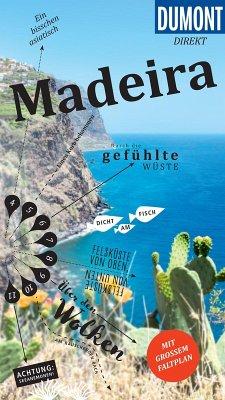 DuMont direkt Reiseführer Madeira (eBook, PDF) - Lipps-Breda, Susanne