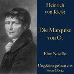 Heinrich von Kleist: Die Marquise von O. (MP3-Download)