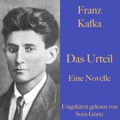 Franz Kafka: Das Urteil (MP3-Download) - Kafka, Franz