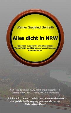 Alles dicht in NRW (eBook, ePUB)