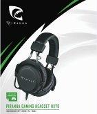 PIRANHA GAMING HEADSET HX70, Kopfhörer für Online-Gaming
