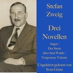 Stefan Zweig: Drei Novellen. (MP3-Download) - Zweig, Stefan