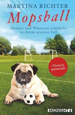 Mopsball (eBook, ePUB) - Richter, Martina