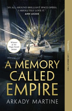 A Memory Called Empire (eBook, ePUB) - Martine, Arkady