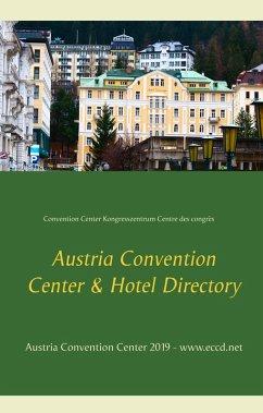 Austria Convention Center Directory (eBook, ePUB)
