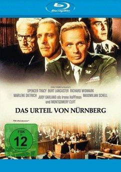 Das Urteil von Nürnberg (Blu-Ray)