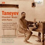 Taneyev:Chamber Music With Piano