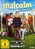 Malcolm mittendrin - Staffel 4-7 DVD-Box