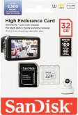 SanDisk High Endurance 32GB microSDHC SDSQQNR-032G-GN6IA