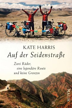 Auf der Seidenstraße (eBook, ePUB) - Harris, Kate