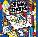 Läuft! (Wohin eigentlich?) / Tom Gates Bd.9 (1 Audio-CD)
