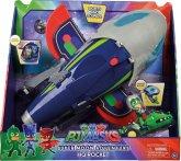Simba 109402369 - PJ Masks Super Moon Rakete, Spielzeugfahrzeug