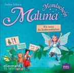 Wir retten die Zauberwaldschule! / Maluna Mondschein Bd.15 (1 Audio-CD)